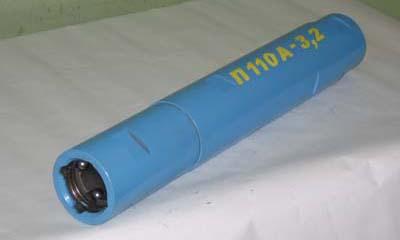 Погружный пневмоударник П-110Р-3,2. Увеличить